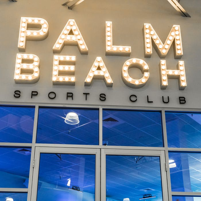 Palm Beach Sports Club studio