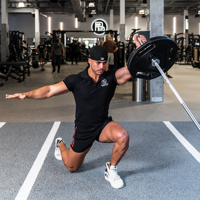 Functional training at Palm Beach Sports Club