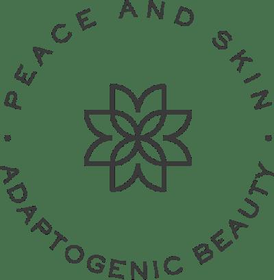 Logo Peace and Skin