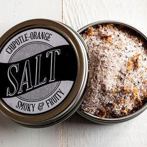 Beautiful Briny Hot Steve Salt