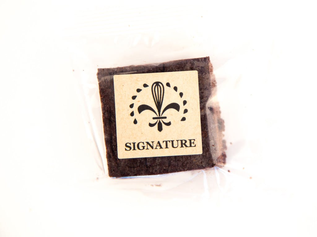 One NOLA Girl Signature Brownie