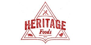 Heritage Foods USA