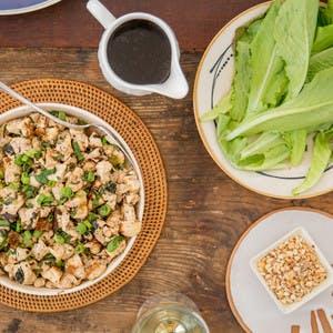 Natalie Keng's Lettuce Wraps Kit