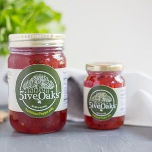 5iveOaks Traditional Pepper Jelly