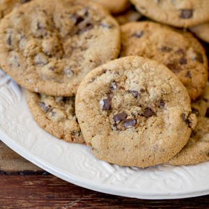 Brown Butter Salted Chocolate Chunk Hero Cookies