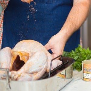 Organic Prairie Whole Turkey, Frozen & Raw