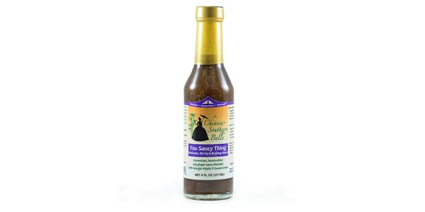 """Chinese Southern Belle """"You Saucy Thing"""" Marinade & Sauce"""