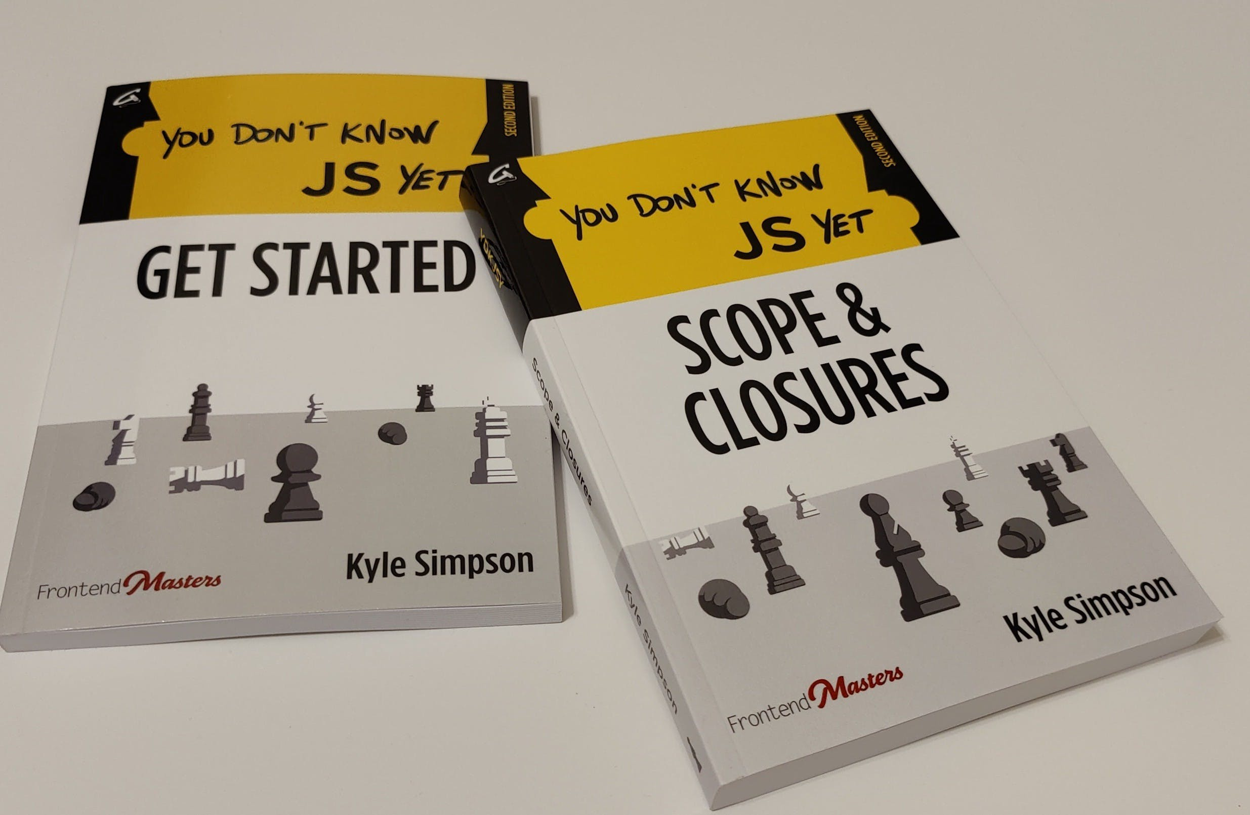 You Don't Know JS Yet: Get Started
