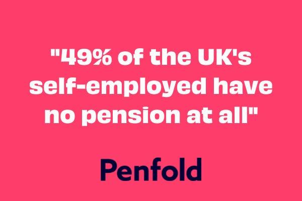 self employed pension plan