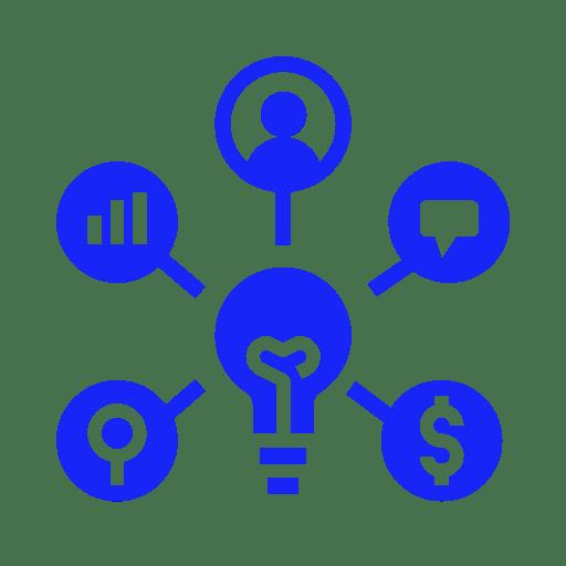 Icone Modelos de negócio
