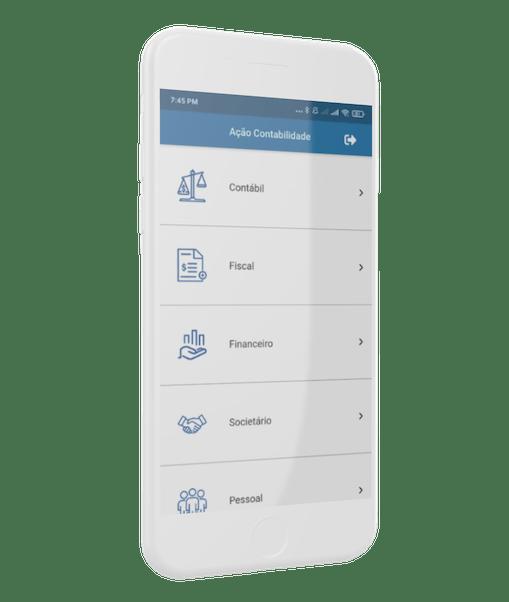 aplicativo de chat para contabilidade