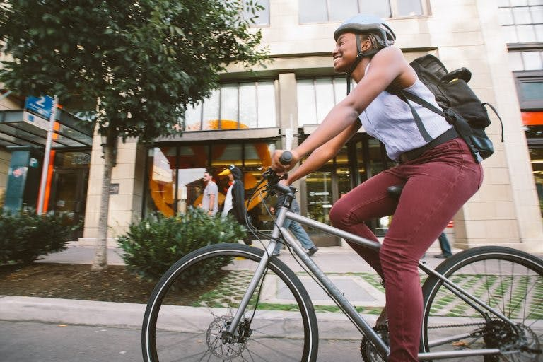Now is the time to show off you town's new bikeways.