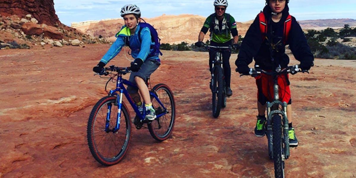 Bureau of Land Management land near Moab, Utah (Image: Martha Roskowski)