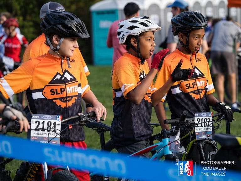 The National Interscholastic Cycling Association hosts events to promote and grow youth cycling.