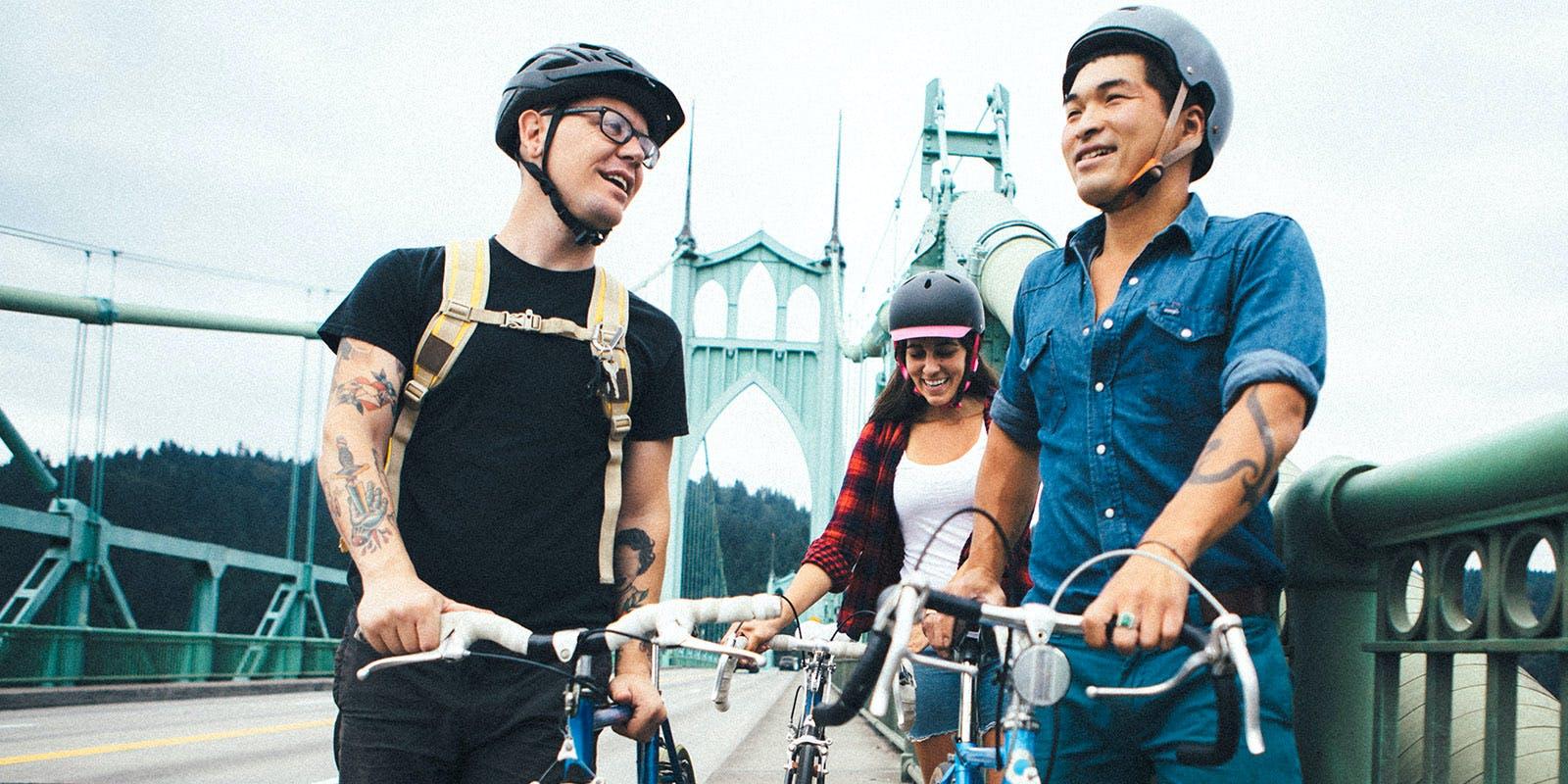 Bike-oriented image