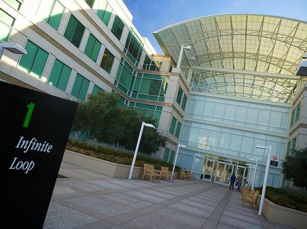 Apple HQ, Credit: LoKan Sardari