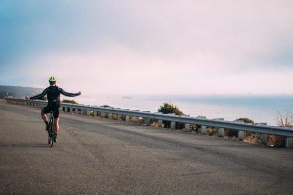 PNW Coastal Century Ride, near Gold Beach, OR