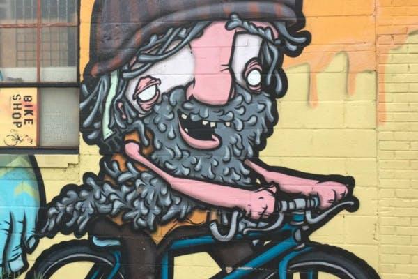Minneapolis Mural Tour Ride - Minneapolis, MN