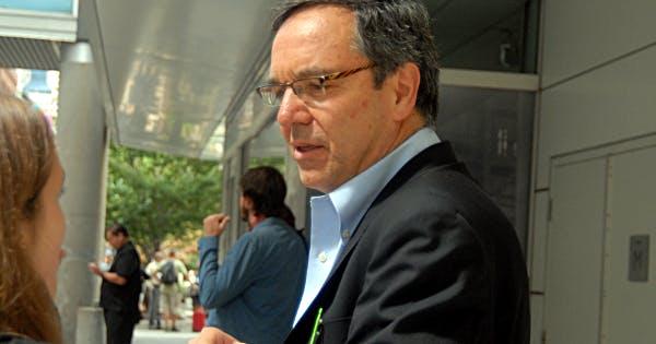 Toronto-based urban advocate Gil Peñalosa.