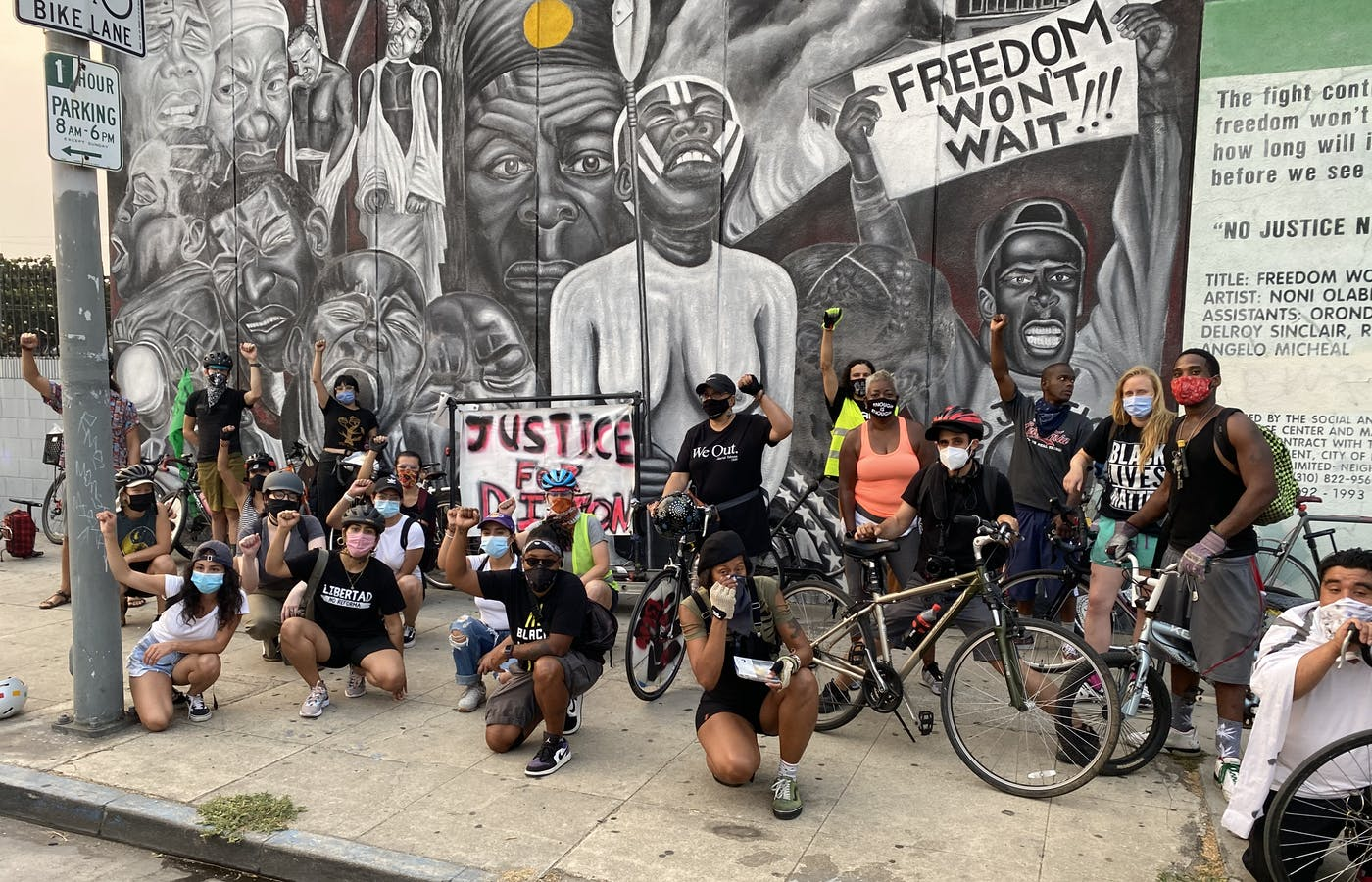 People for Mobility Justice, one of the grantees, will host classes on electric bicycling and bike maintenance, as well as provide safety equipment such as helmets and lights. (Courtesy Photo)