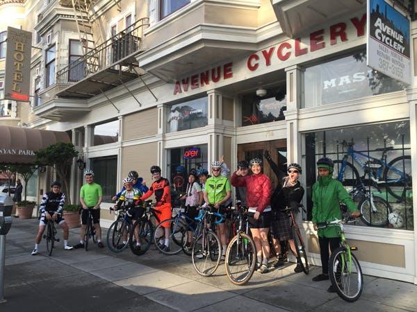 Avenue Cyclery