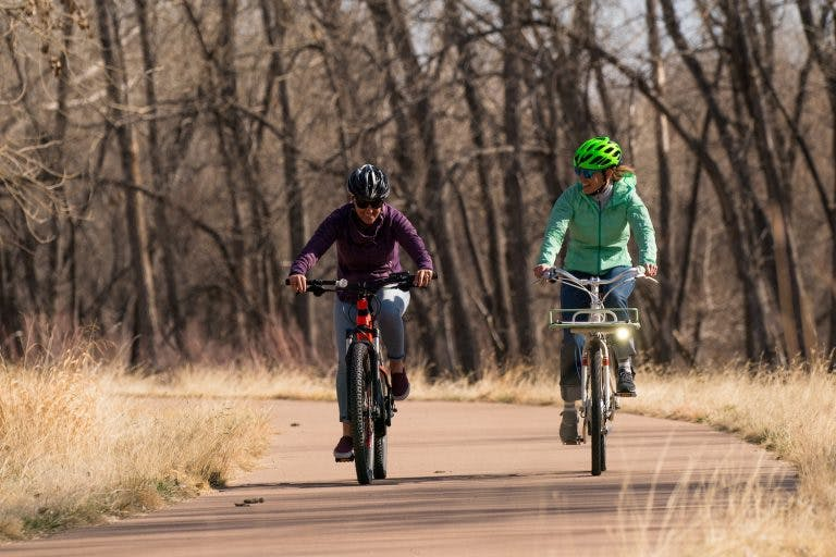 Electric bicycles continue to grow in popularity.