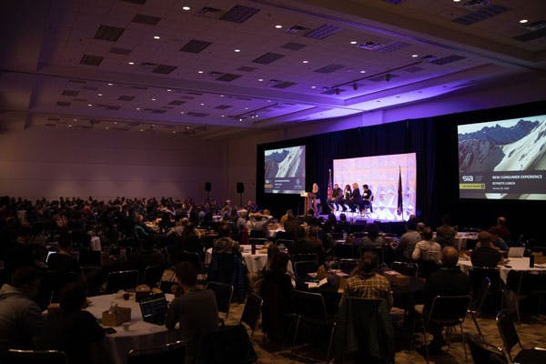 Outdoor Retailer isn't just a place to see next year's drool-worthy outdoor gear. It's also a space for outdoor industry leaders to meet and talk about many of the major issues facing the industry.