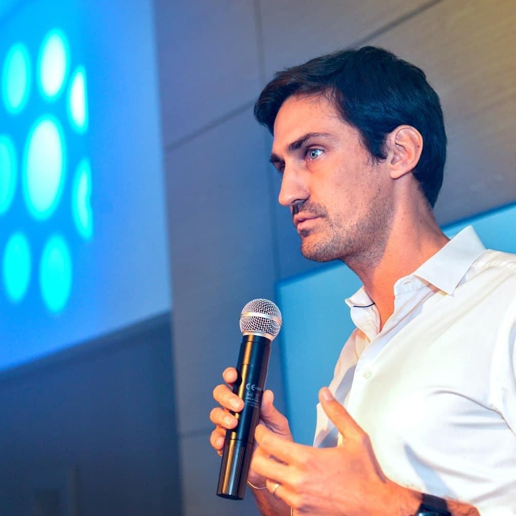 Guillaume Pousaz, Founder & CEO at Checkout.com