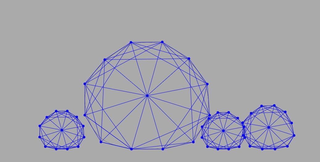 Blob physics debugger view