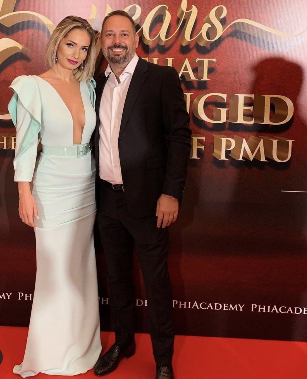 Ana and Branko Babic