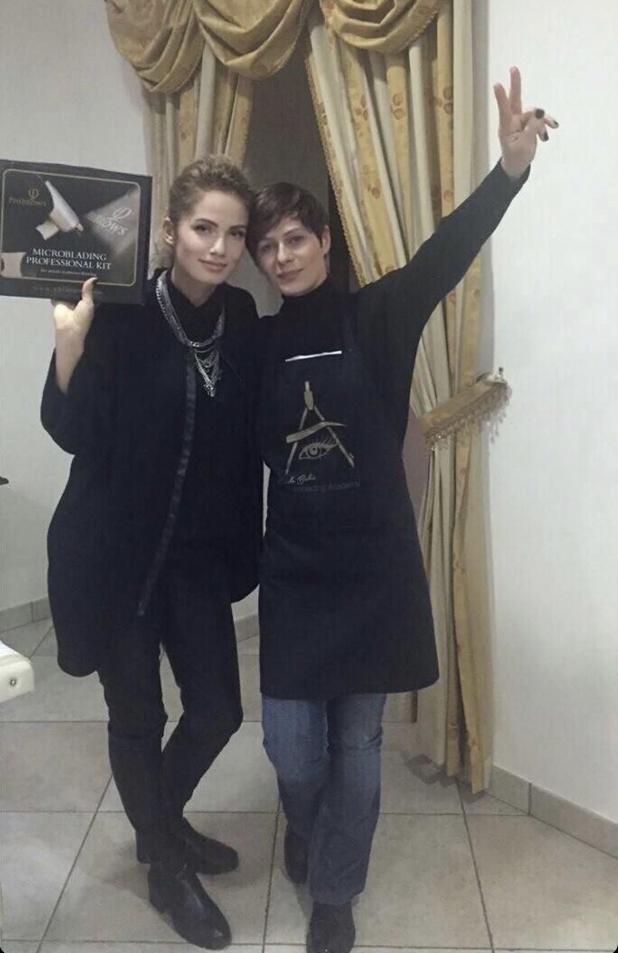 Ana and Zlata Kicin