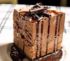 Dessert at Hugos Philadelphia