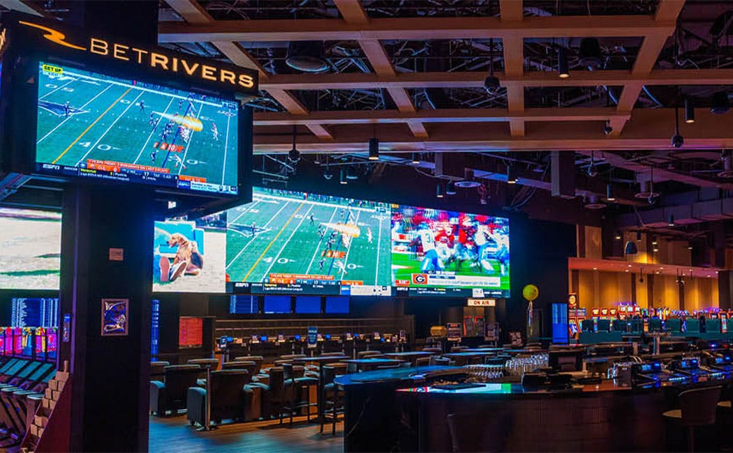 Sports Betting — Rivers Casino Philadelphia