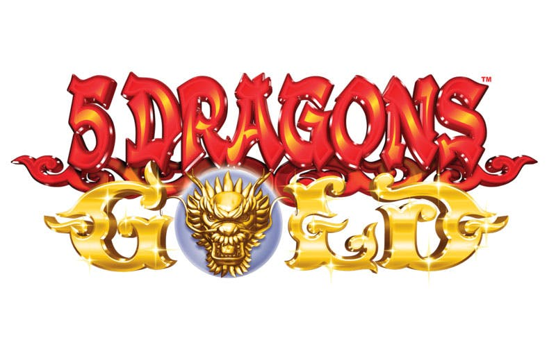 5 DRAGONS GOLD