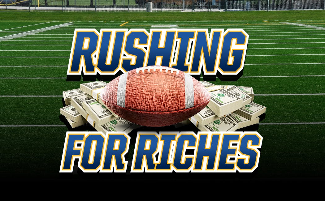 Rushing For Riches