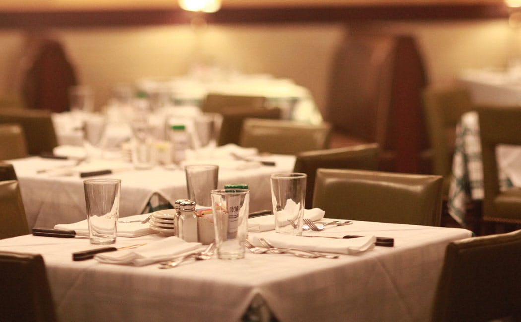 When To Book A Private Dining Room