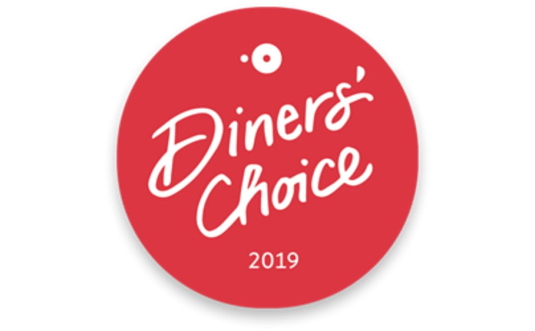 Best Steakhouse In Philadelphia - Diners Choice Award - Hugo's Frog Bar & Chop House - Web Logo Image