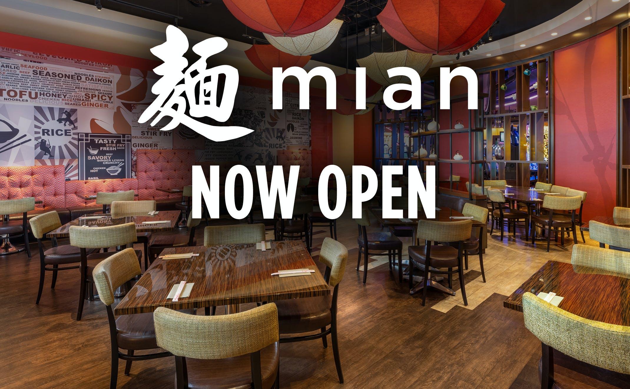 Philly Restaurants - Mian Now Open - Homepage Slider