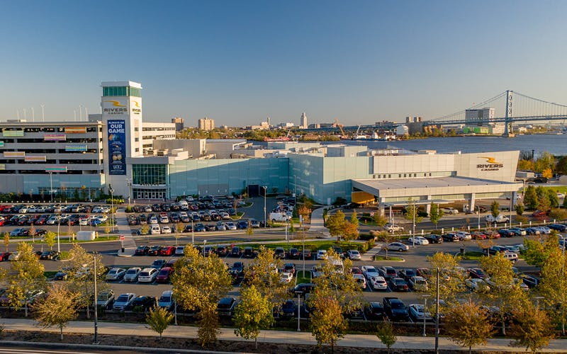 Rivers Casino Philadelphia Reopening
