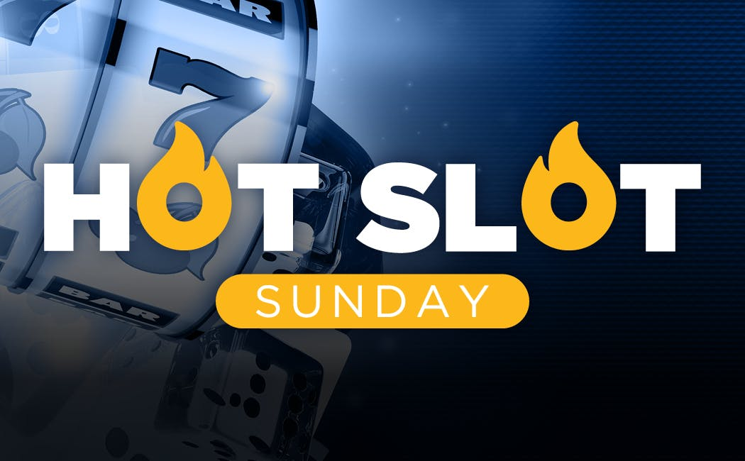 Things to do in Philly - Hot Slot Sunday Web Logo - Social Media Promotions