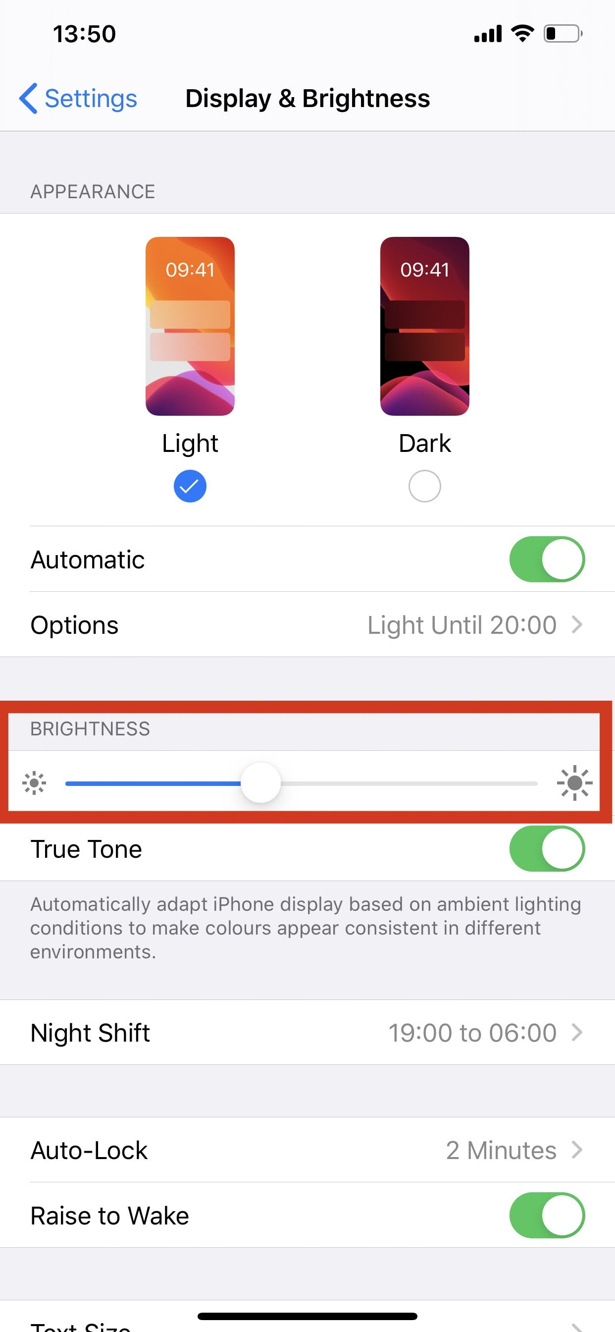 How to change the brightness on your iPhone