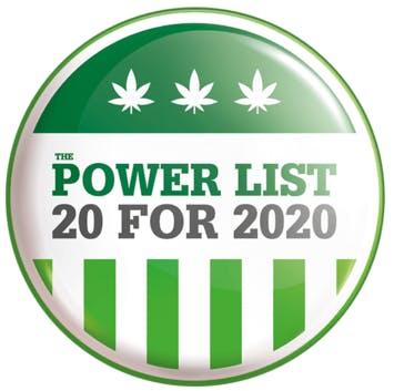The Cannabis Scientist Power List Logo