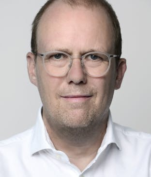 Bild von Dr. Dirk Kall, Geschäftsführer
