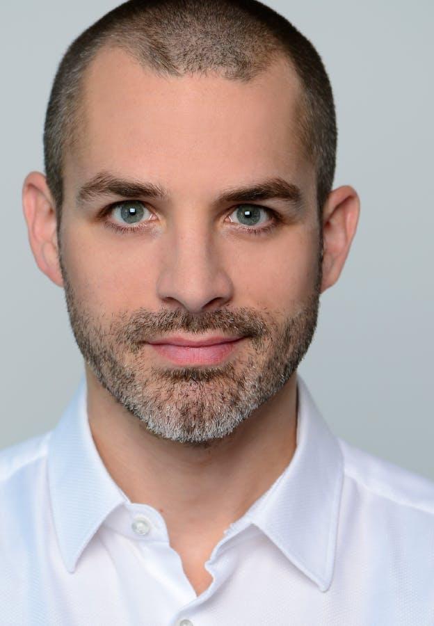 Sascha Steffens, CFO
