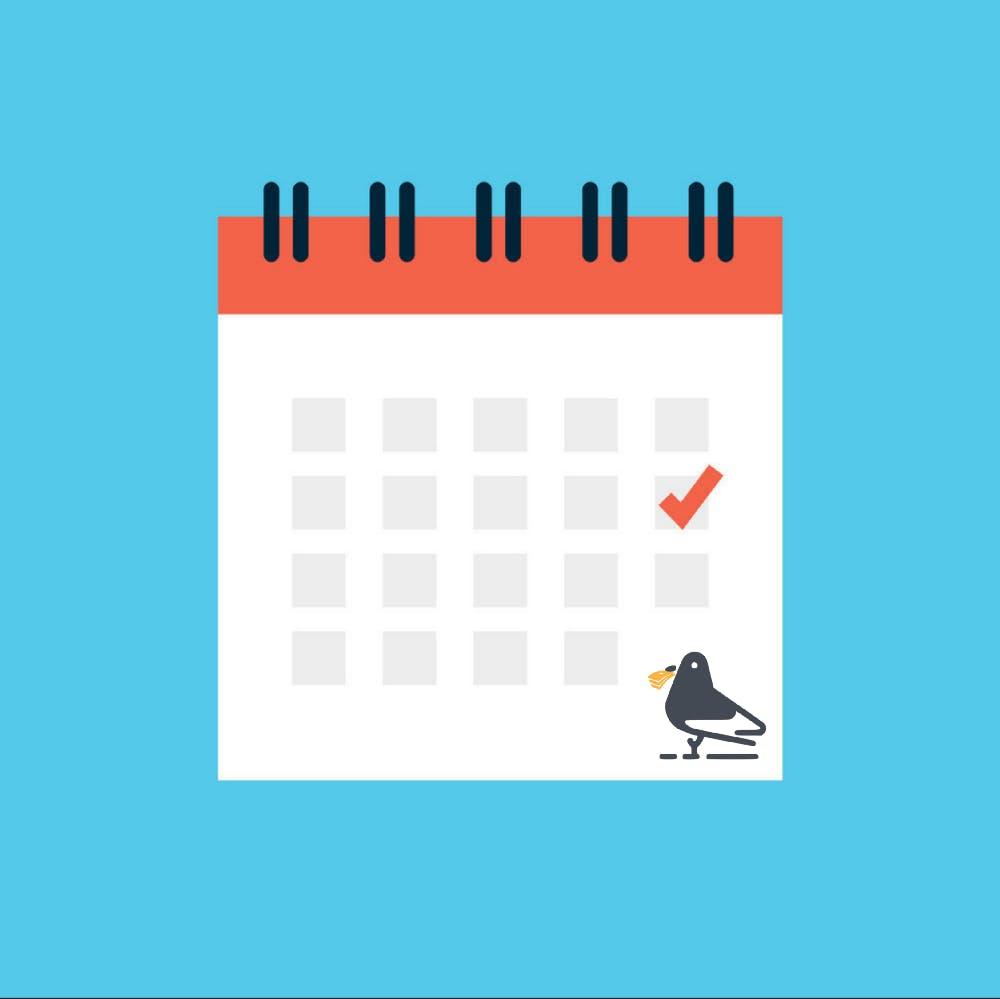 Pigeon Loans Calendar