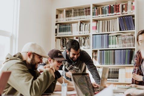 Friends Creating a Loan
