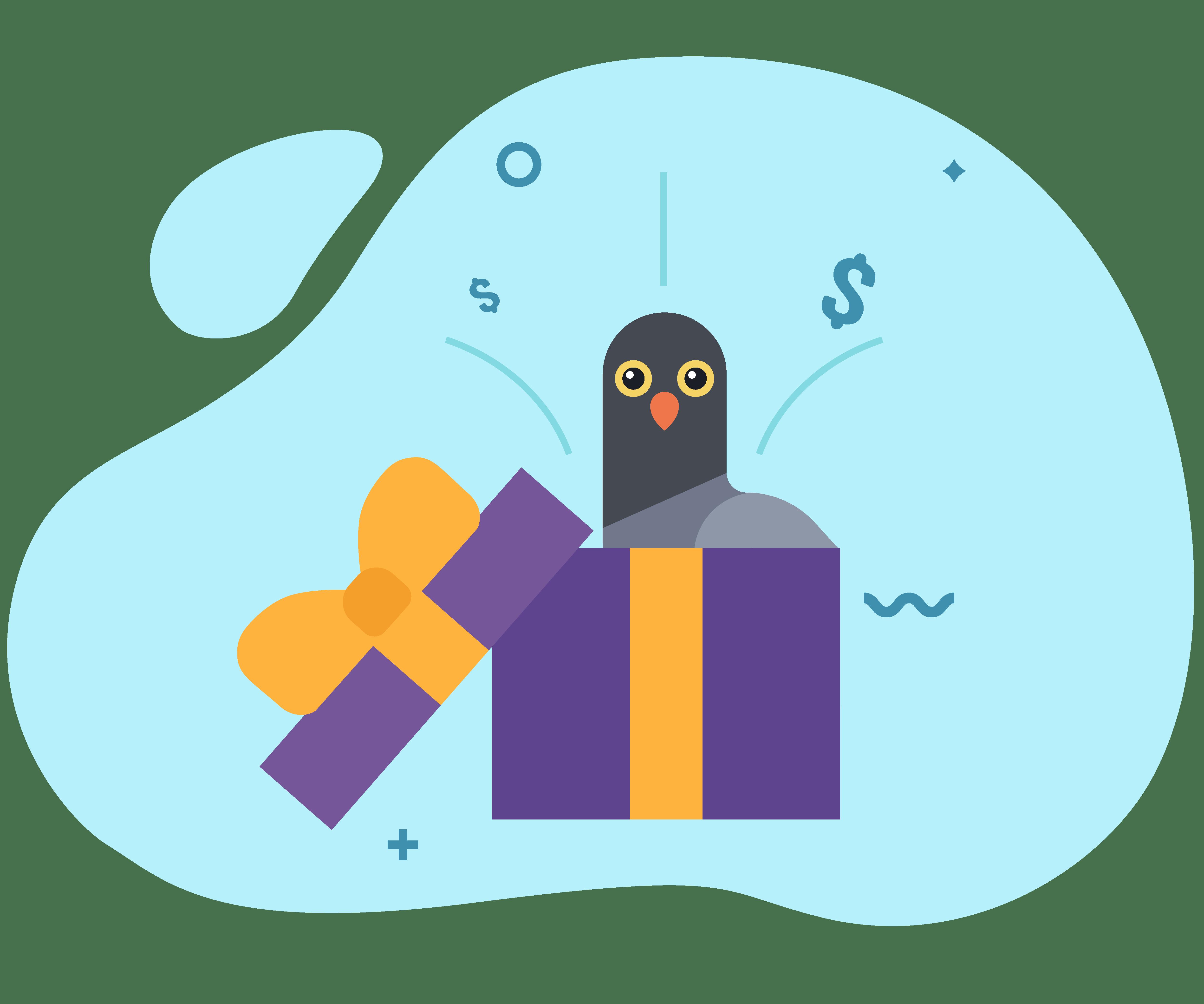 Pigeon Loans Rewards
