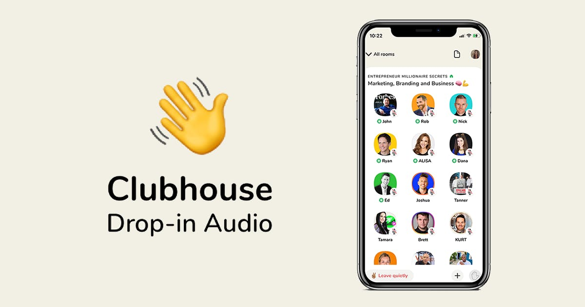 Clubhouse Drop In