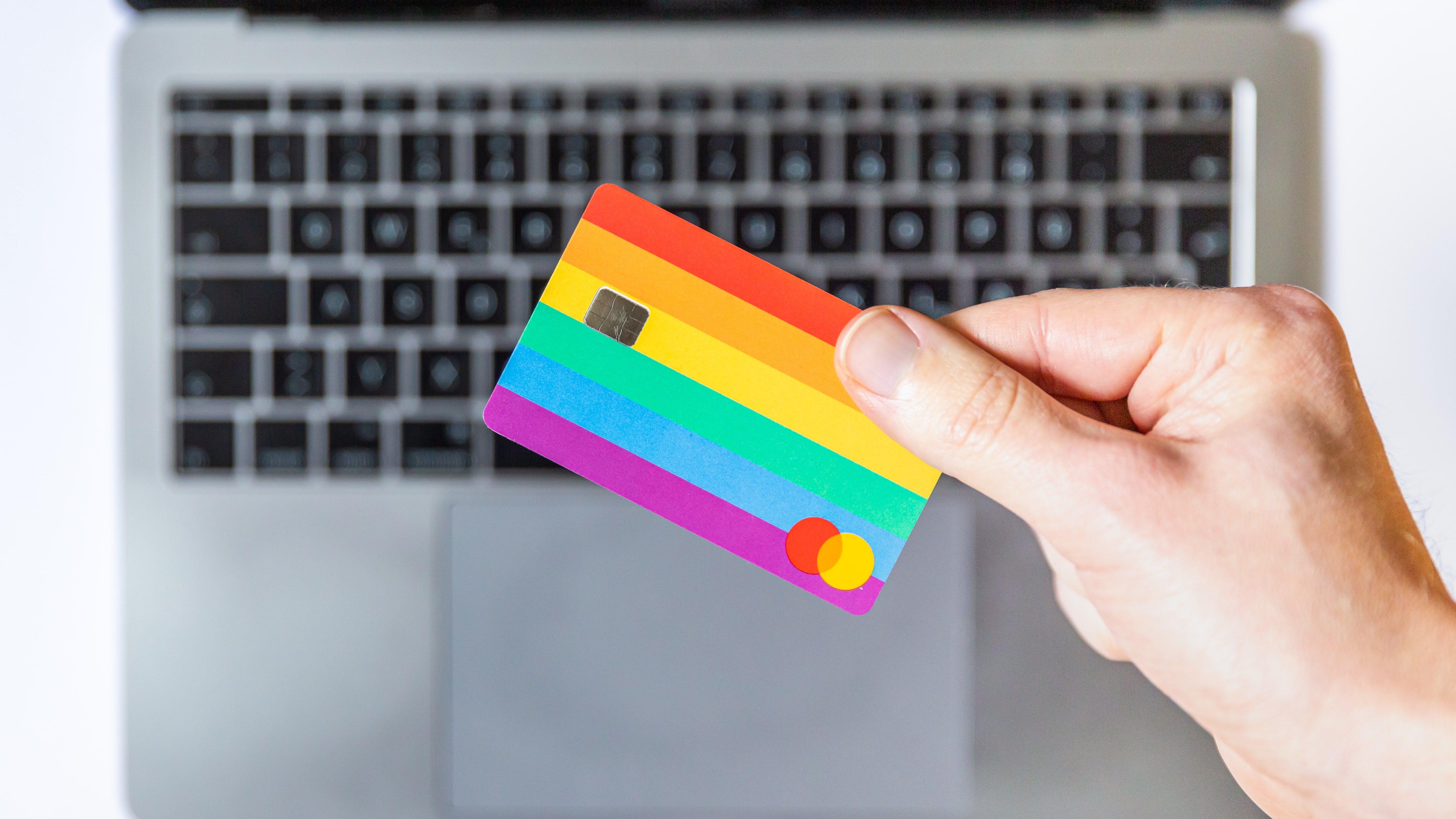 Rainbow Credit Card
