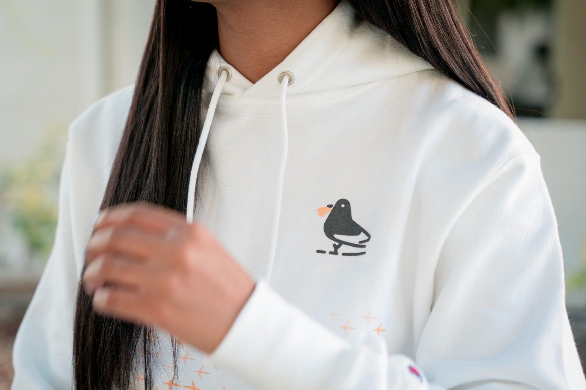 Pigeon Loans Sweatshirt Front